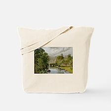 Warwick Castle Tote Bag