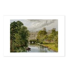 Warwick Castle Postcards (Package of 8)