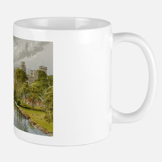 Warwick Castle Mug