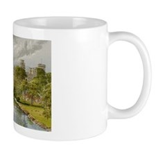 Warwick Castle Small Mug