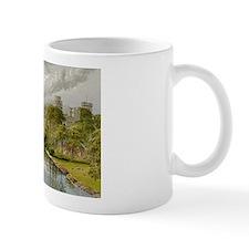Warwick Castle Small Mugs