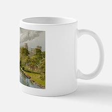 Warwick Castle Small Small Mug