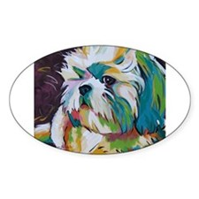 Shih Tzu - Grady Decal