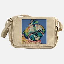 Bam Bam the Shih Tzu Messenger Bag