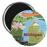Michigan Magnets