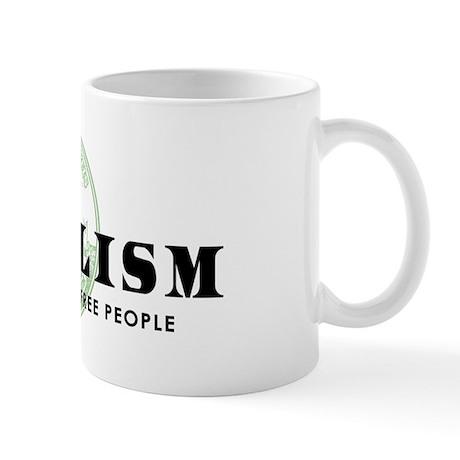 Capitalism Mug