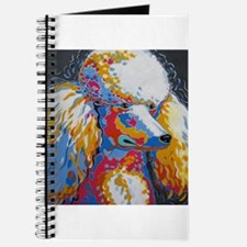 Daisy the Standard Poodle Journal