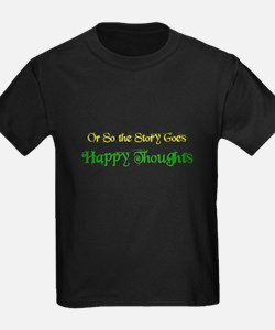 """Ostsg """"Happy Thoughts"""" T"""