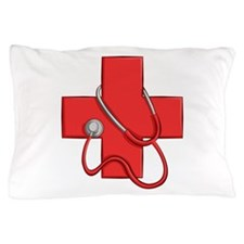 Medic Symbol Pillow Case
