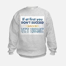Vet Nurse Sweatshirt