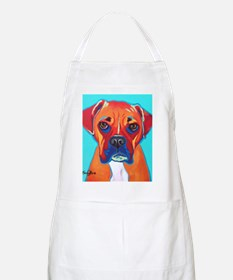 Bella The Boxer Apron