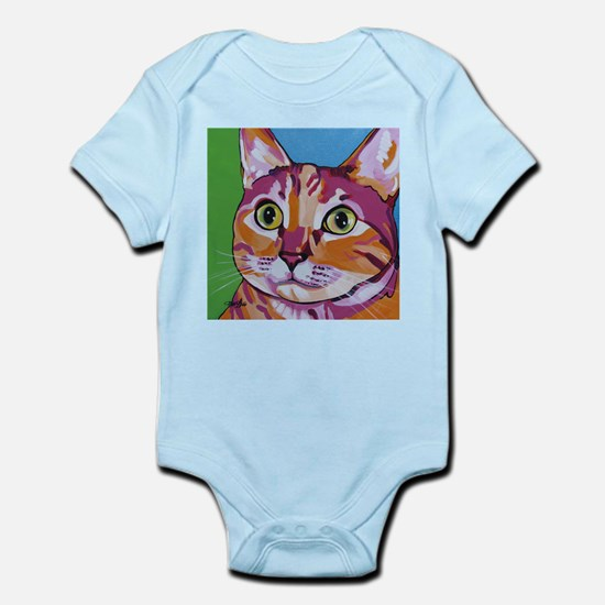 Pippa The Pop Art Kitty Cat Body Suit