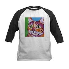 Pippa The Pop Art Kitty Cat Baseball Jersey