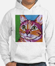Pippa The Pop Art Kitty Cat Hoodie