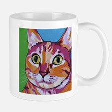 Pippa The Pop Art Kitty Cat Mugs