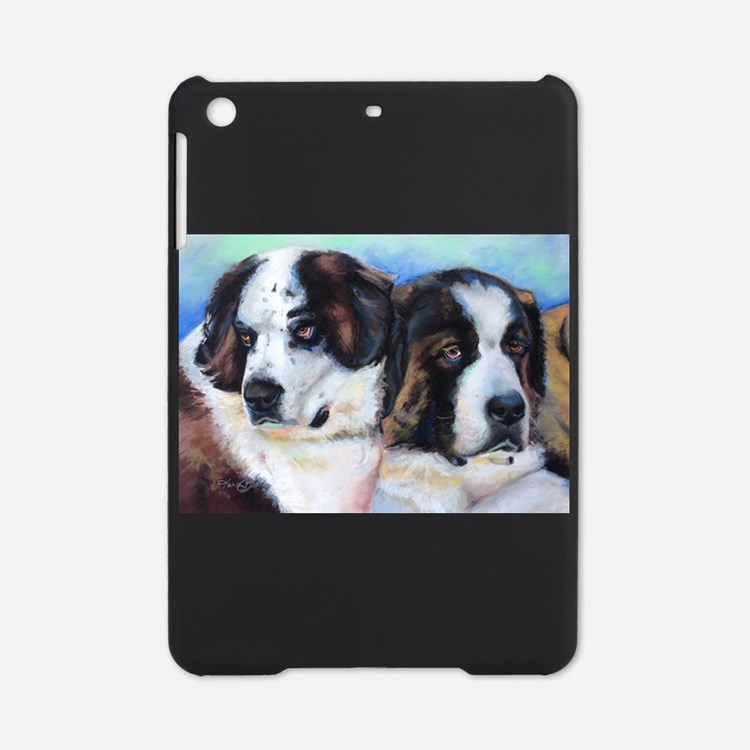 Lean on Me Bernard iPad Mini Case