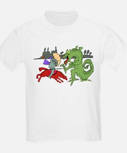 Fighting the Dragon T-Shirt