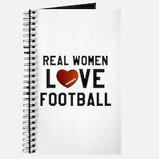 Real Women Love Football Journal