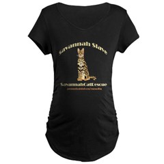 SVR_apparel-allinone-dark Maternity T-Shirt