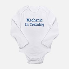 Cool Ford Long Sleeve Infant Bodysuit