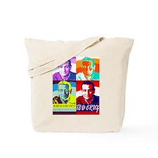 Ted Cruz: Bold Colors, No Pale Pastels Tote Bag
