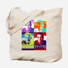 Ted Cruz: Bold Colors, No Pale Pastels Tote Bag