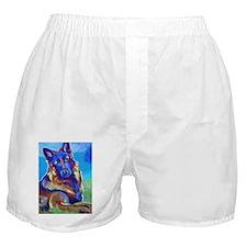 The Pop Art Shepherd Boxer Shorts