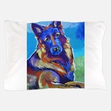 The Pop Art Shepherd Pillow Case
