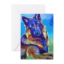 Shiloh Shepard Greeting Cards
