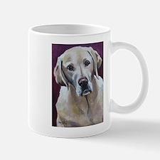 Tank the Yellow Labrador Retriever Mugs