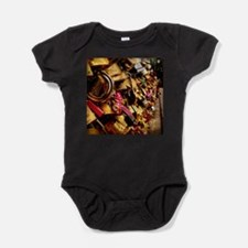 Love Locks Baby Bodysuit