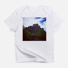 Edinburgh Castle Infant T-Shirt