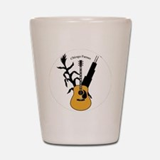 Acoustic   Guitar Shot Glass