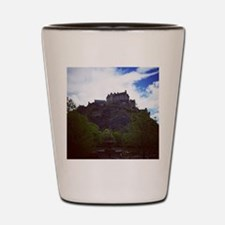 Edinburgh Castle Shot Glass