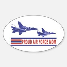 Cute Proud air force daughter Decal