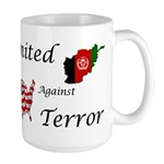 Large Mug - United Against Terror