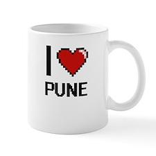 I love Pune Digital Design Mugs