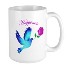 Bluebird Of Happiness Mug