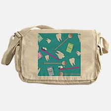 Dental Tools Messenger Bag