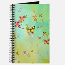 Butterflies on springtime Journal