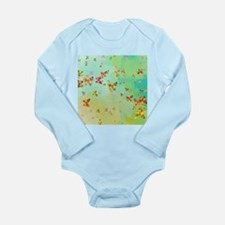 Butterflies on springtime Body Suit