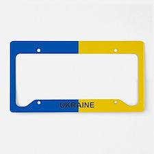 Ukraine License Plate Holder License Plate Holder