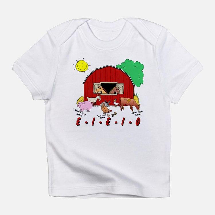 a farm T-Shirt