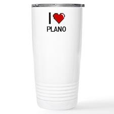 I love Plano Digital De Travel Mug