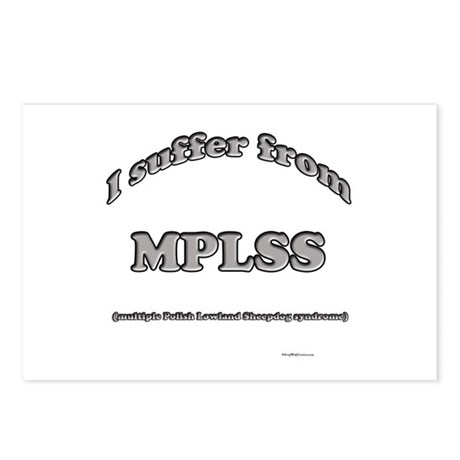 Lowland Syndrome Postcards (Package of 8)
