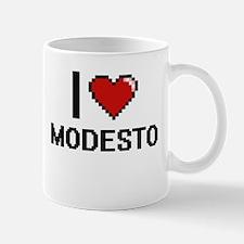 I love Modesto Digital Design Mugs