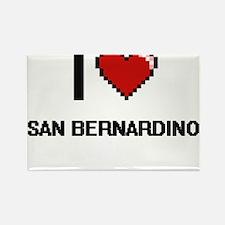 I love San Bernardino Digital Design Magnets
