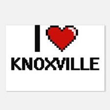 I love Knoxville Digital Postcards (Package of 8)