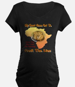 My Heart Goes Out To Cecil T-Shirt
