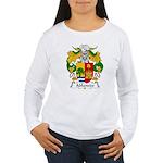 Ablanedo Family Crest Women's Long Sleeve T-Shirt